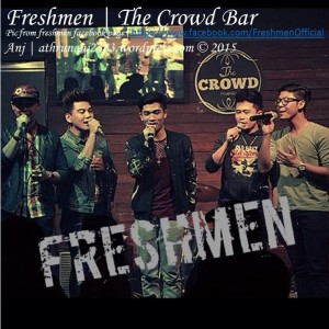 Pic from Freshmen's Official Fb Page: https://www.facebook.com/FreshmenOfficial